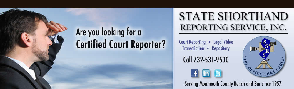Court Reporting Services